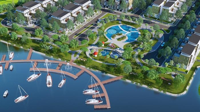 Trần Anh Riverside – Đúng chuẩn sống xanh