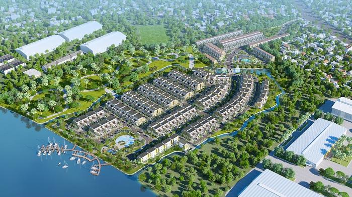 Trần Anh Riverside: Cộng đồng xanh – An lành cuộc sống